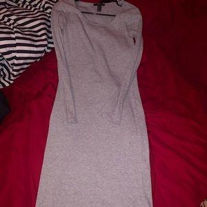 Forever 21 Basic Ribbed Sweater Dress